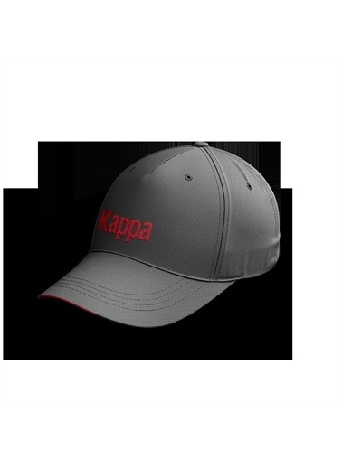 Kappa Şapka Bzaft  Gri